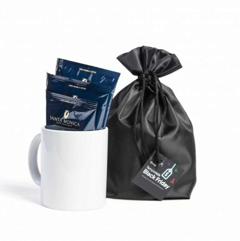 Kits de Café para Presente Goiânia - Kit Café Gourmet