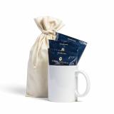 kit café caneca personalizada cotação Goiânia