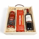 kit gourmet bebidas Jundiaí