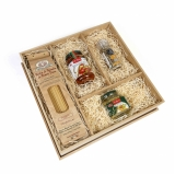kit gourmet entrega de chaves