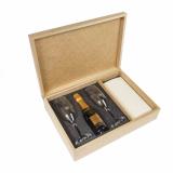 kit vinho com taças