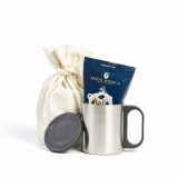quanto custa kit café caneca personalizada Diadema